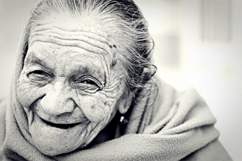 POSITIVE AGEING: FIND MEANING IN OLD AGE