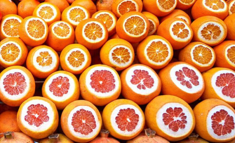 GRAPEFRUIT DIET FOR WEIGHT LOSS & SLOWING AGING PROCESS